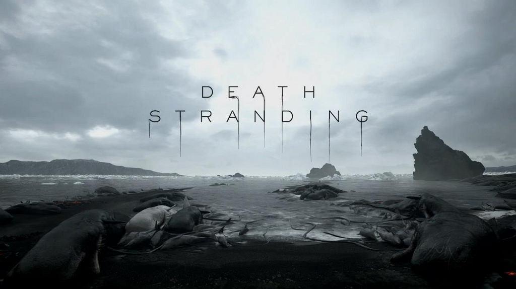 Death Stranding nowym gatunkiem gry