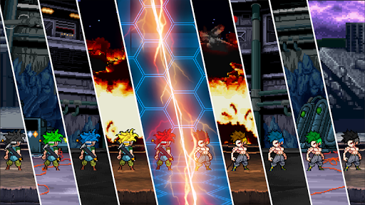 Power Of Saiyan Dragon Warriors (PVP) 1.6 androidappsheaven.com 1