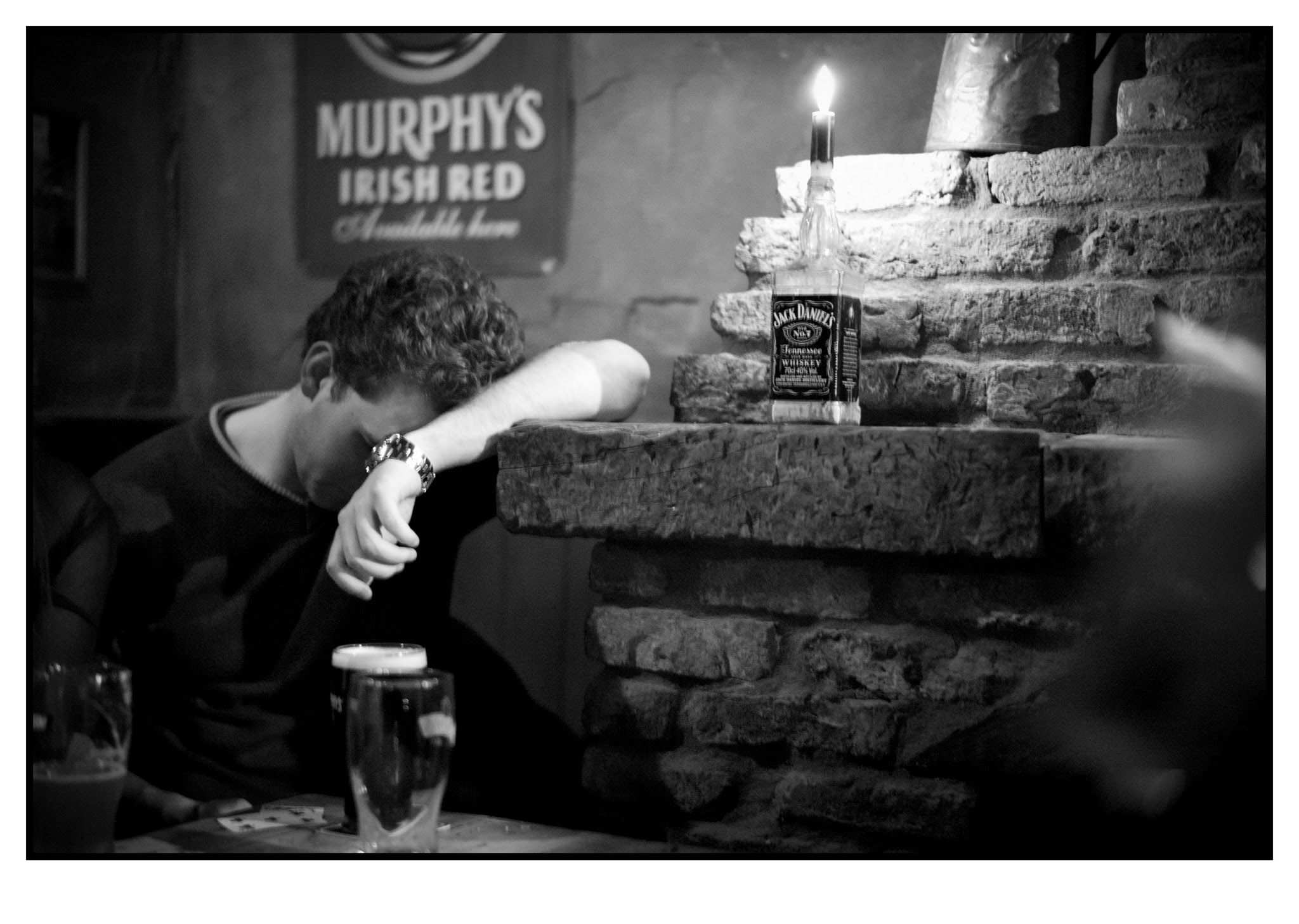 Photo: Murphy's Irish red. Paddy Murphy's, Rotterdam, 2012