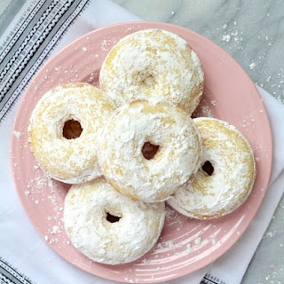 Buttermilk Baked Donuts