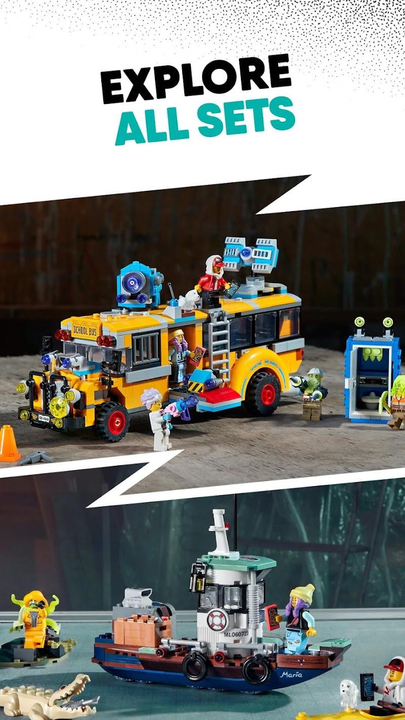 LEGO® HIDDEN SIDE™ Screenshot 4