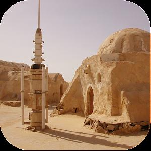 Tatooine Desert Wallpaper