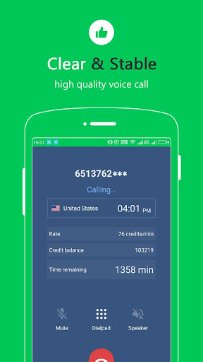 Free Calls - International Phone Calling App Screenshots 2