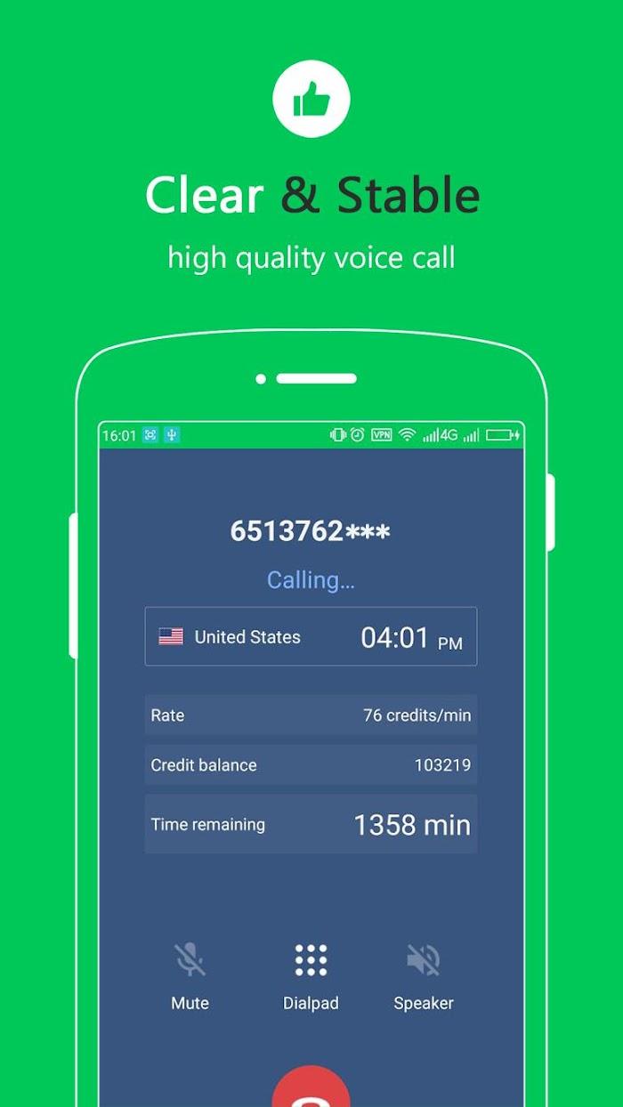 Free Calls - International Phone Calling App v1 8 0 For