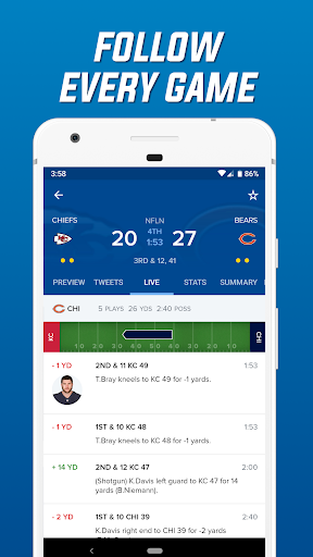 Download CBS Sports App - Scores, News, Stats & Watch Live MOD APK 3
