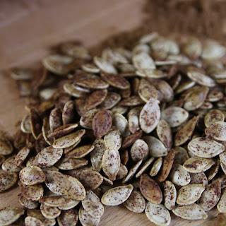 Roasted Spiced Pumpkin Seeds Recipes