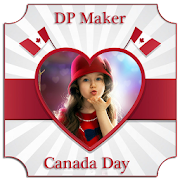 Canada Day Photo frame - DP Maker icon