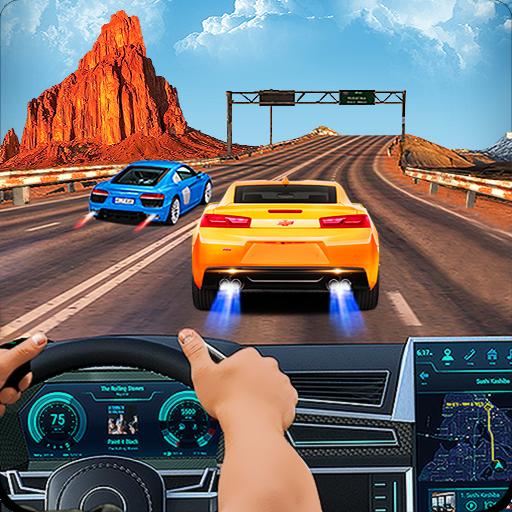 Roadway racer 2018 free racing games