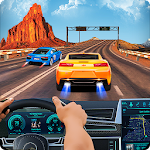 Roadway Racer 2018: Free Racing Games Icon