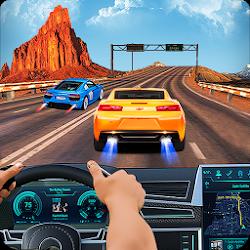 Roadway Racer 2018: Free Racing Games