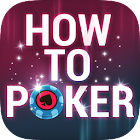 How to Play Poker - Texas Hold'em hors ligne icon