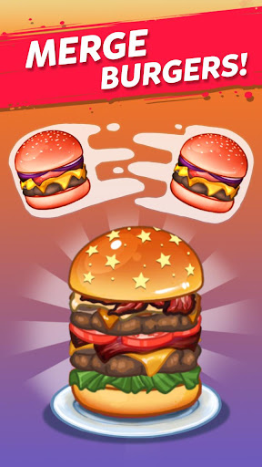 Merge Burger 1.0.46 screenshots 1