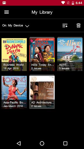 JioMags - Premium Magazines for PC