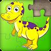 Dinosaure puzzle pour enfants