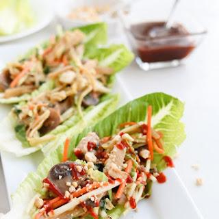Pressure Cooker Easy Moo Shu Pork Recipe