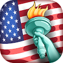American History Trivia Game icon