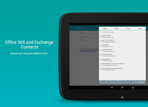 MobiSystems AquaMail - Email App 1.14.2-840 screenshots 17