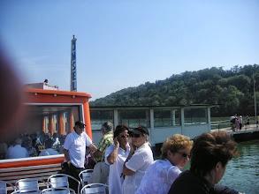Photo: Der Schiffssteg für die St. Peters-Insel