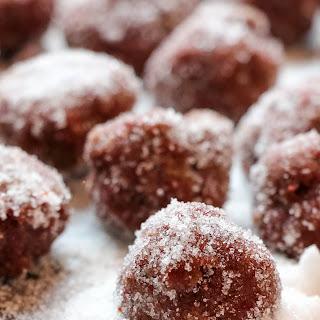 Protein Red Velvet Truffles