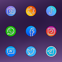 PIXEL GALAXY - ICON PACK - Paid Android app | AppBrain