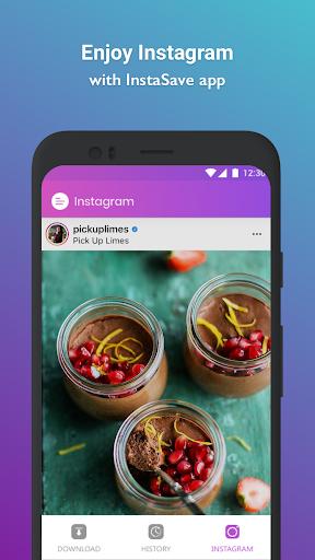 Video, Photo & Story downloader for Instagram - IG screenshot 1