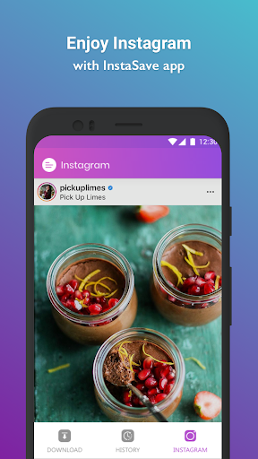 Video, Photo & Story downloader for Instagram - IG screenshots 1