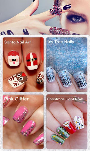 Simple Nail Art Designs Trendy Makeup Nailbook App 1.1 screenshots 1