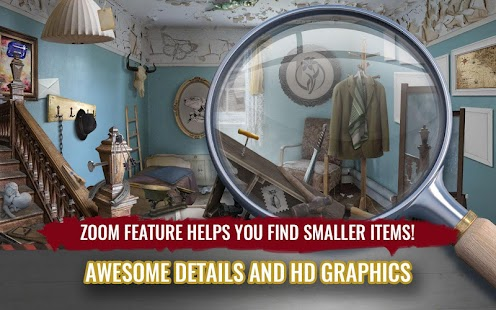 Ghost Town Adventures Mystery Hidden Object Game - náhled