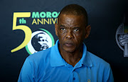 ANC secretary-general Ace Magashule briefs the media on activities taking place in Kimberley ahead of the party's January 8 celebrations.
