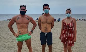 Martes con la SER en la Playa de San Miguel