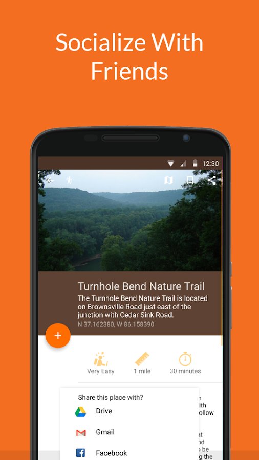 Mammoth Cave NP by Chimani- screenshot