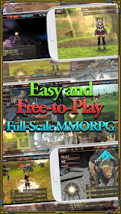 RPG IRUNA Online MMORPG 2