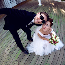 Wedding photographer Valya Karchevskaya (phantomography). Photo of 27.10.2015