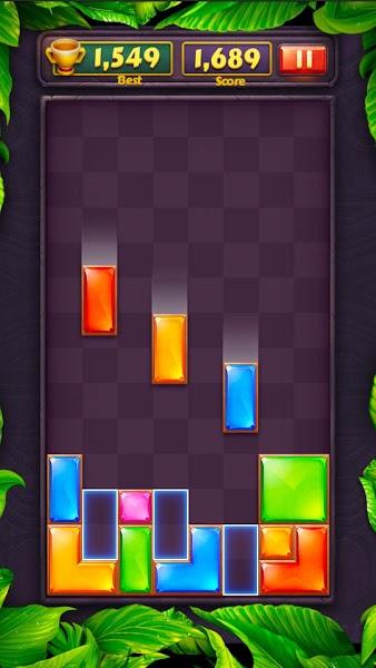 Brickdom - Drop Puzzle