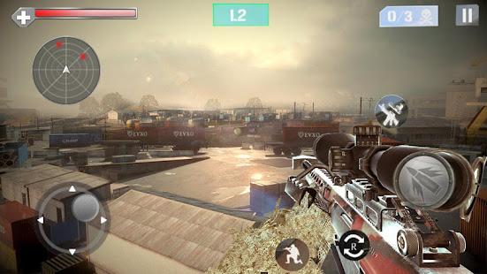 Counter Terrorist SWAT Shoot Mod