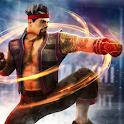 Bodybuilder Gym Fight Wrestling Battle icon