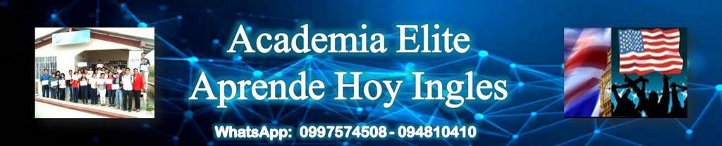 Academia-Elitecuador-Aprende-Ingles-Examen-Unificado-Senescyt