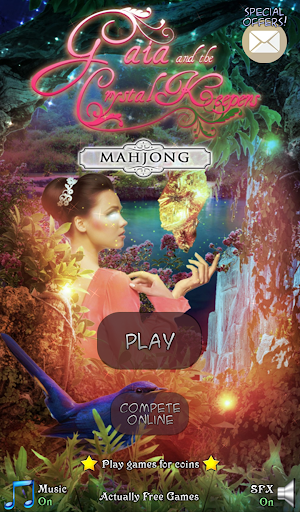 Mahjong: The Crystal Keepers