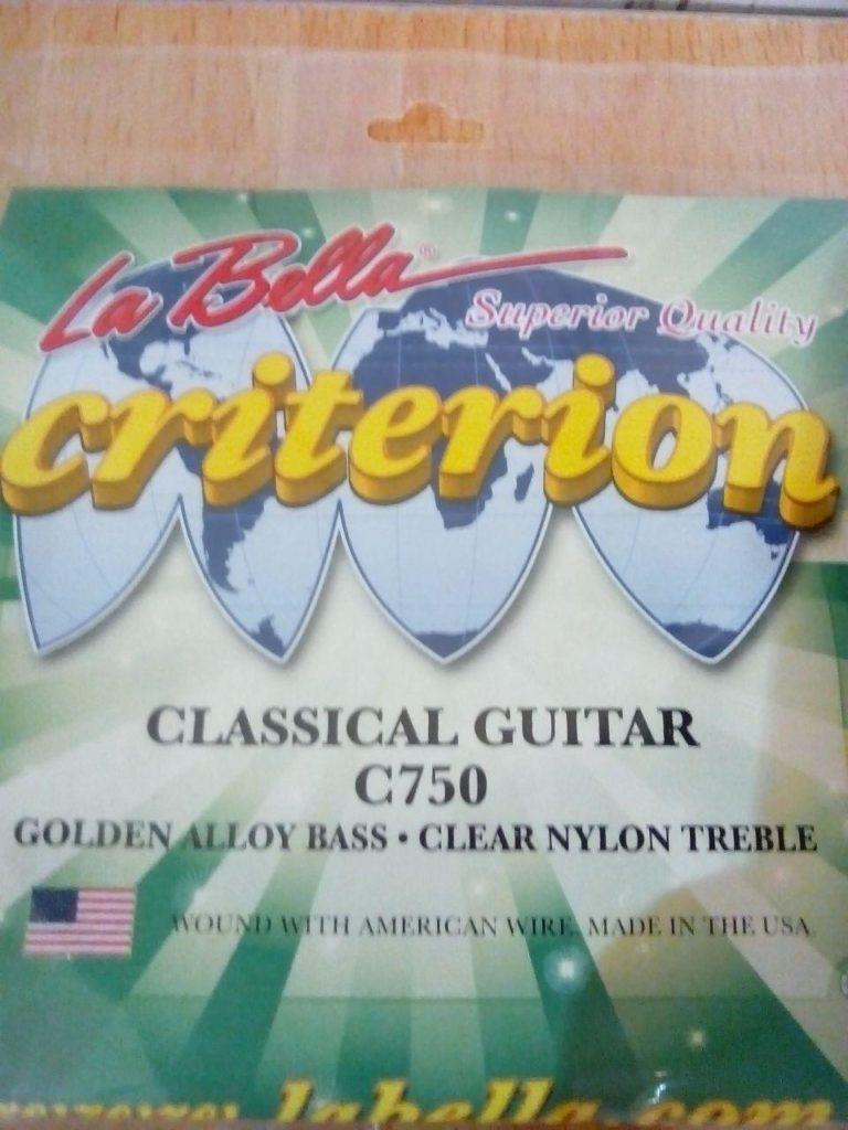 سیم گیتار داداریو c750