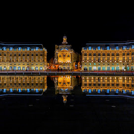 Bordeaux by Cora Lea - City,  Street & Park  Historic Districts (  )