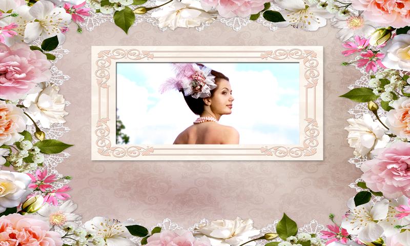 princess photo frames screenshot