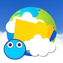 BIGLOBE Cloudstorage for Android icon