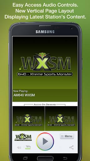 AM640 WXSM
