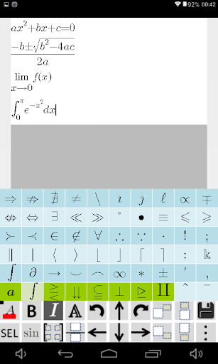 Equation Editor and Math Question and Answer Forum 2.226 screenshots 9
