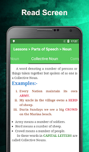 English Grammar Book Offline: Learn and Practice- screenshot thumbnail