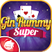 Super Gin Rummy - play with friends online free icon
