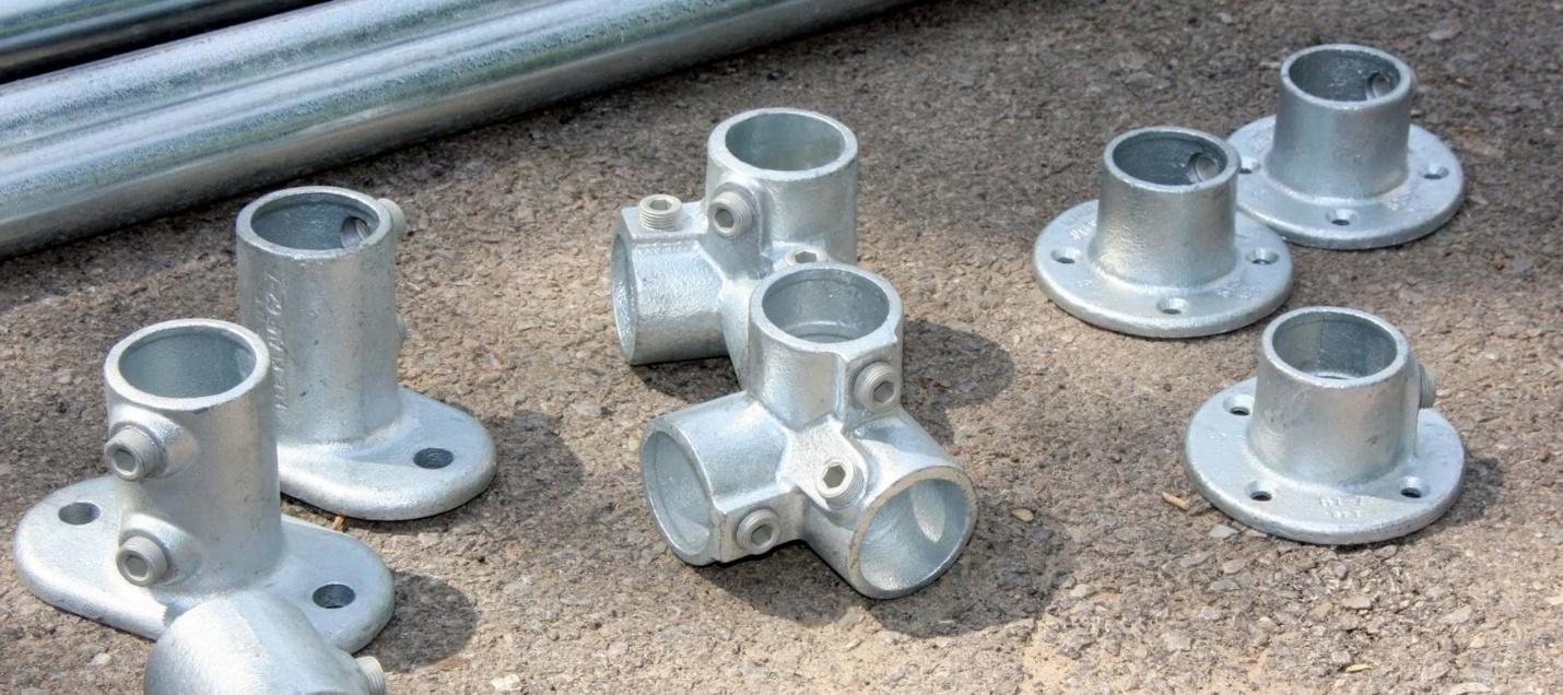 Phụ kiện ống thép mạ kẽm với khả năng chống han rỉ vượt trội