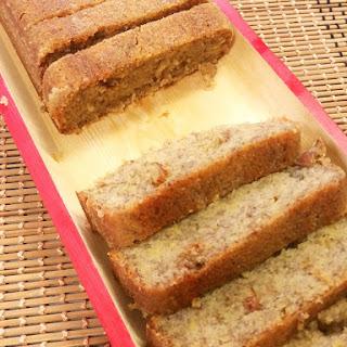 Whole Wheat Banana Cake Recipes