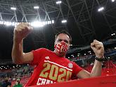 De UEFA Supercup wordt gewonnen door Bayern München