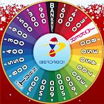 Luckiest Wheel Christmas Icon